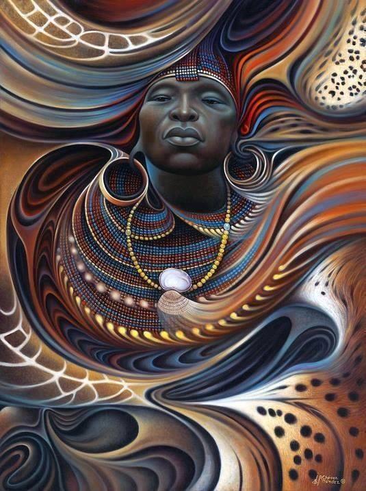 Unkulunkulu - vị thần tối cao của dân tộc Zulu