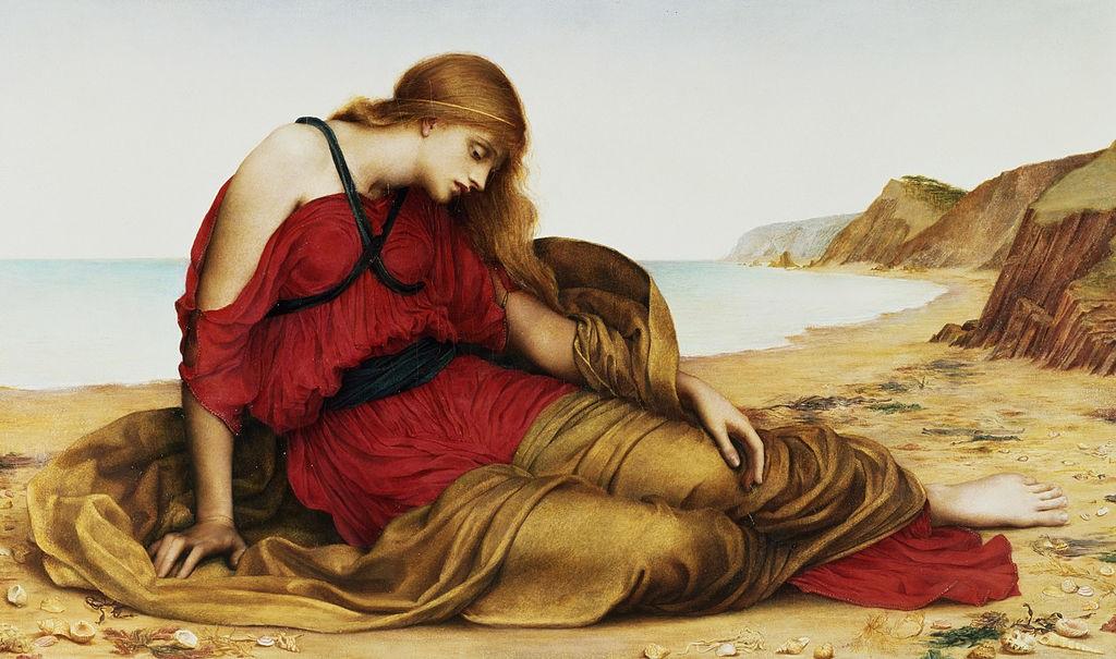 Câu chuyện về nàng Ariadne - công chúa xứ Crete