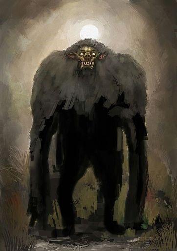 Đại quỷ Hantu Raya