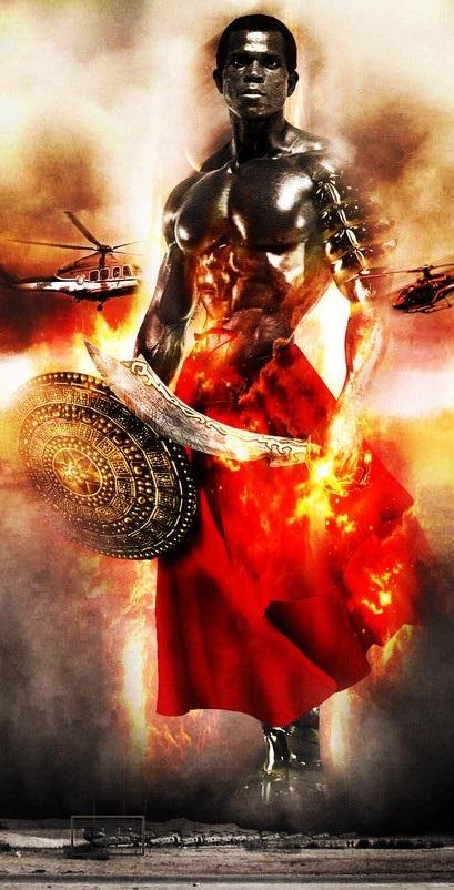Thần chiến tranh Ogun