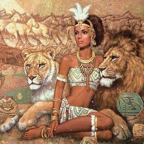 Queen of Sheba - Nữ hoàng Sheba