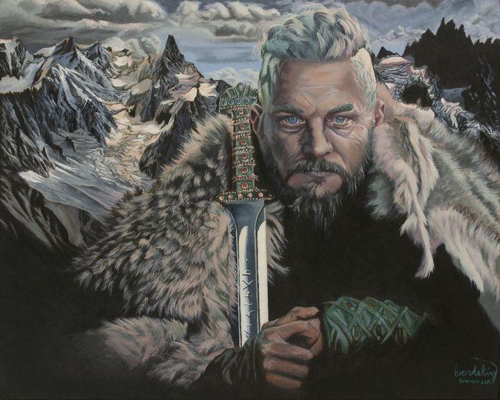 Huyền thoại về Ragnar Lodbrok và những người con trai