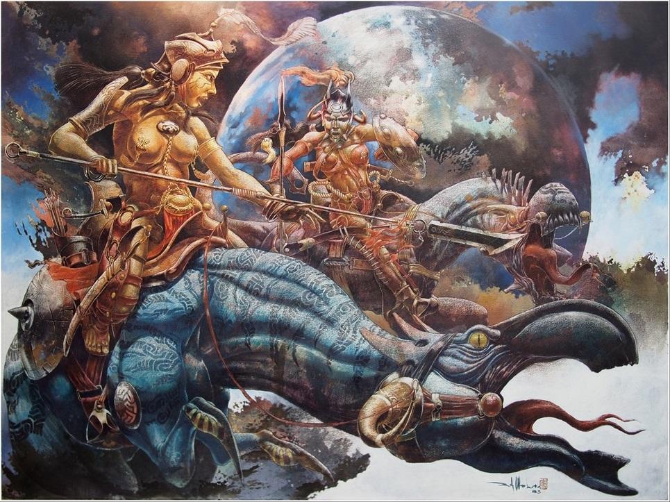 Malaysia huyền thoại và truyền thuyết