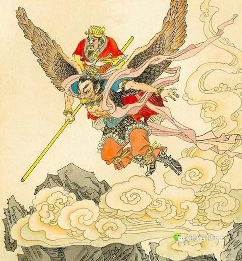Lôi Công - Lôi Chấn Tử