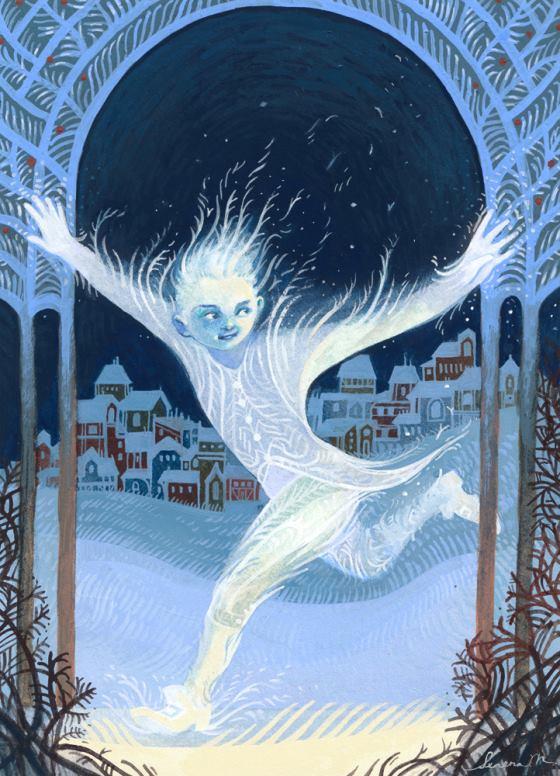Yêu tinh Jack Frost