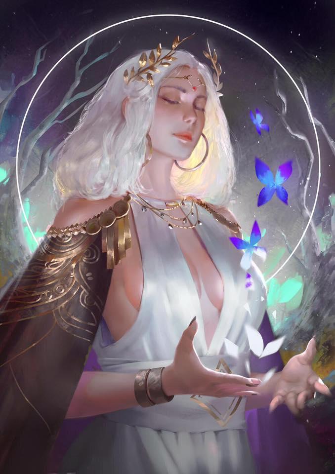 Nữ thần Hộ sinh Eileithyia