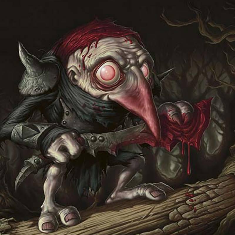 Yêu tinh vô cùng độc ác Redcap