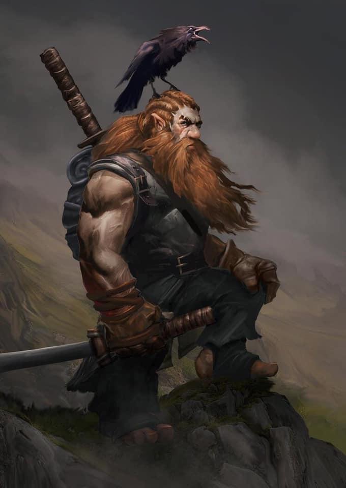 """Alviss - Đứa """"con rể hụt"""" của thần Thor"""