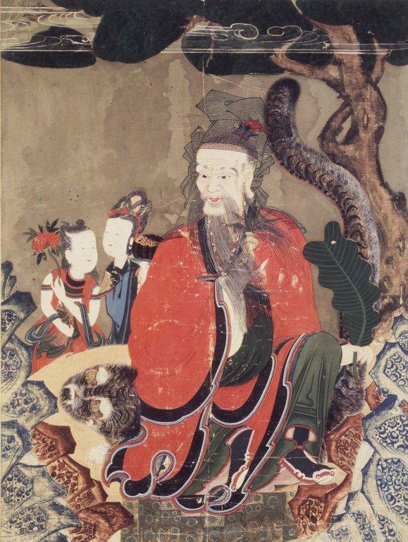 Thần hộ mệnh Sosamshin