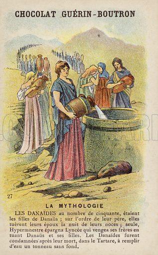 Hình phạt của các nàng Danaides