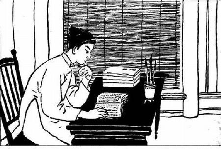 Trạng nguyên Giáp Hải: Bài thơ vịnh bèo