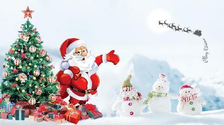 Lễ giáng sinh (Noel)