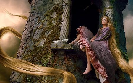 Truyện cổ tích về Rapunzel