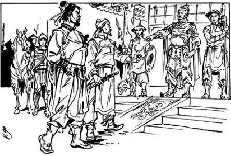 Chuyện xử án như thần của quan đốc trấn Sơn Tây Hoàng Giáp Nguyễn Mại
