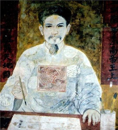 Truyền thuyết thần Lân Đàm ở Thanh Trì