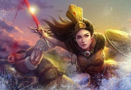 Truyền thuyết nữ tướng quân Phùng Thị Chính