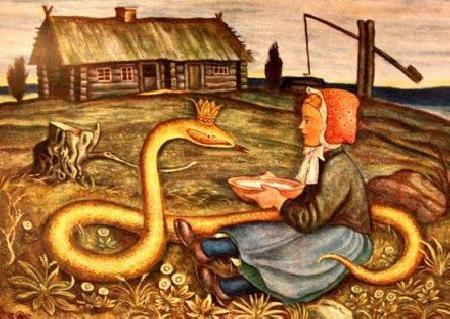 Câu chuyện về con rắn
