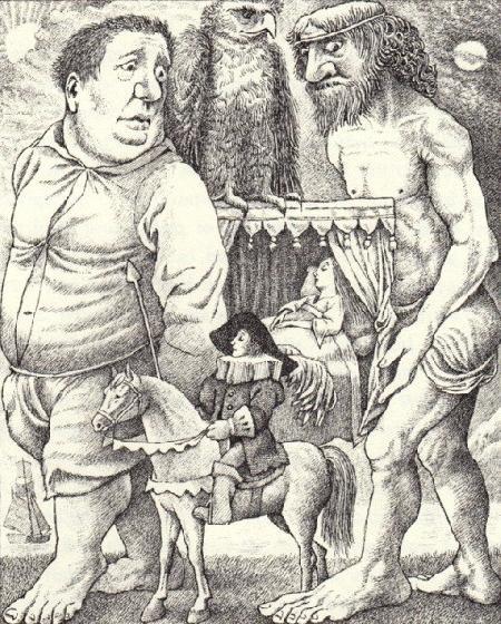 Ferdinand trung thực và Ferdinand không trung thực