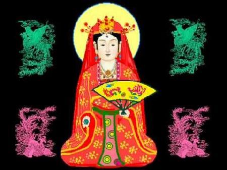 Nữ thần mười hai tay