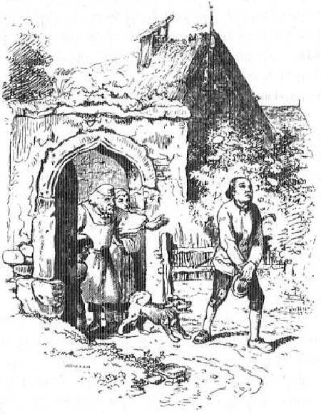 Chiếc túi dết, chiếc mũ, cái tù và bằng sừng