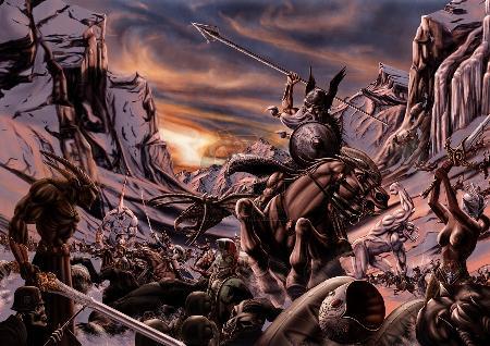 Ragnarok, hoàng hôn của chư thần