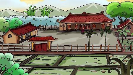 Lão ngày dài - Truyện cổ tích Trung Quốc