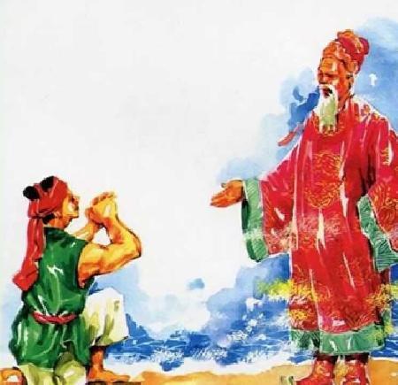 Ngọc Hoàng và người học trò nghèo
