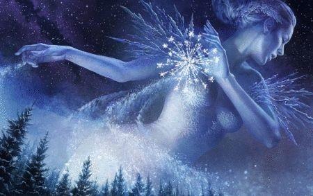 Nữ thần băng giá - Phần 15