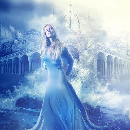 Nữ thần băng giá - Phần 10