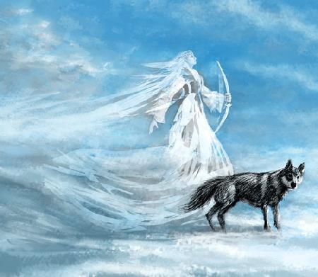 Nữ thần băng giá - Phần 3