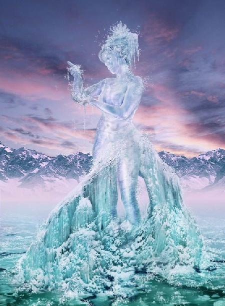 Nữ thần băng giá - Phần 11