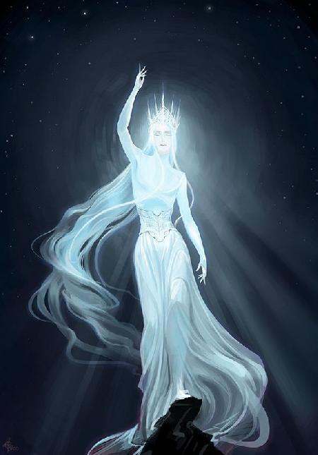 Nữ thần băng giá - Phần 13