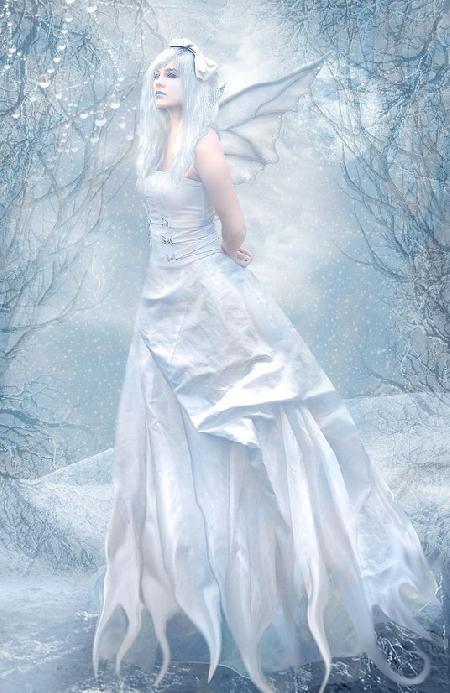 Nữ thần băng giá - Phần 6