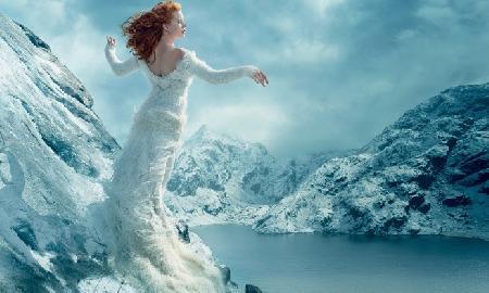 Nữ thần băng giá - Phần 8