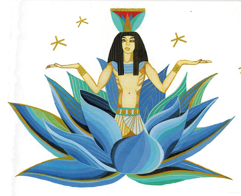 Nữ thần Sekhmet (Sachmis) - Nữ thần Chiến tranh