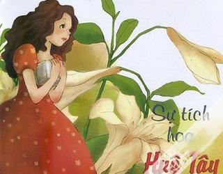Sự tích hoa huệ tây - Hoa loa kèn