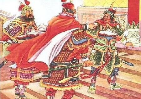 Ba chàng dũng sĩ