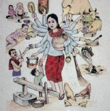Sự tích người mẹ