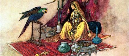Chương 4: Người chồng và con vẹt