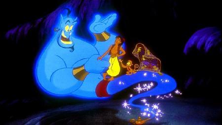 Chương 36: Aladdin và chiếc đèn thần (tiếp theo)