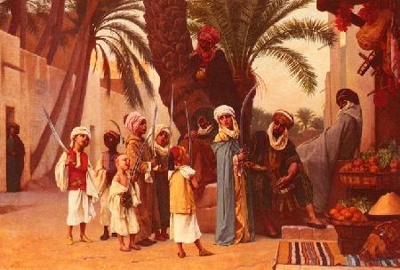 Chương 7: Ba tu sĩ khổ hạnh con vua và ba thiếu phụ thành Bagdad