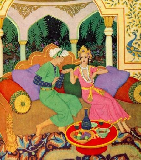 Chương 41: Hoàng tử Admed và nàng tiên Pari-Banou (tiếp theo)
