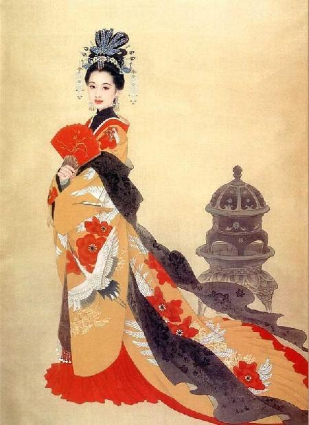 Chương 20: Nàng công chúa Trung Hoa
