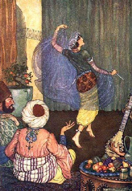 Chương 15: Người thiếu phụ bị sát hại và người chồng nàng