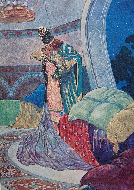 Chương 16: Noureddin Ali và Bedreddin Hassan