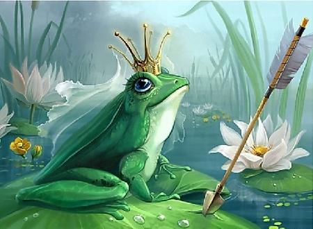 Sự tích con ếch