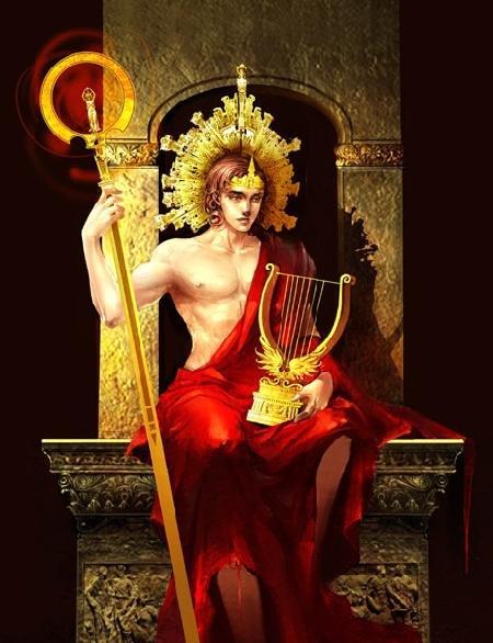 Apollon trả thù cho Asclépios