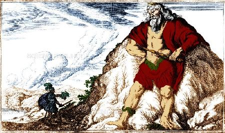 Persée trừng phạt Atlas