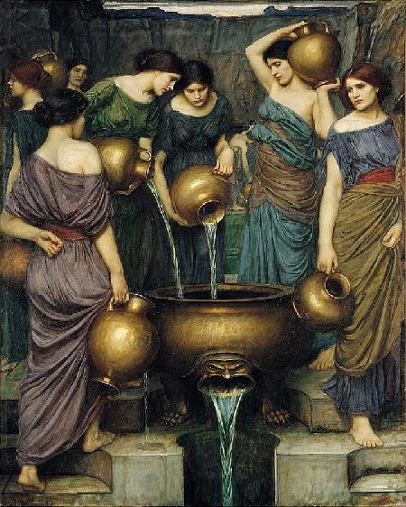 Chuyện những nàng Danaides
