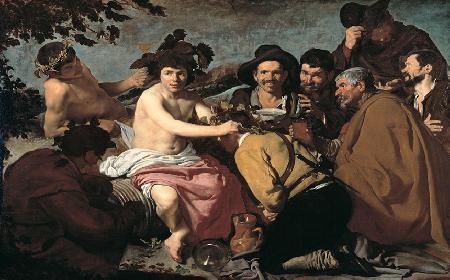Dionysos thoát khỏi tay bọn cướp biển
